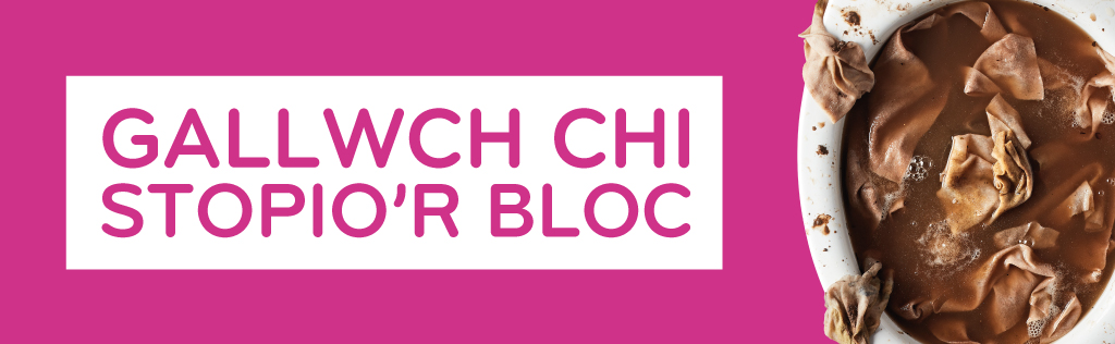Welsh lets stop the block