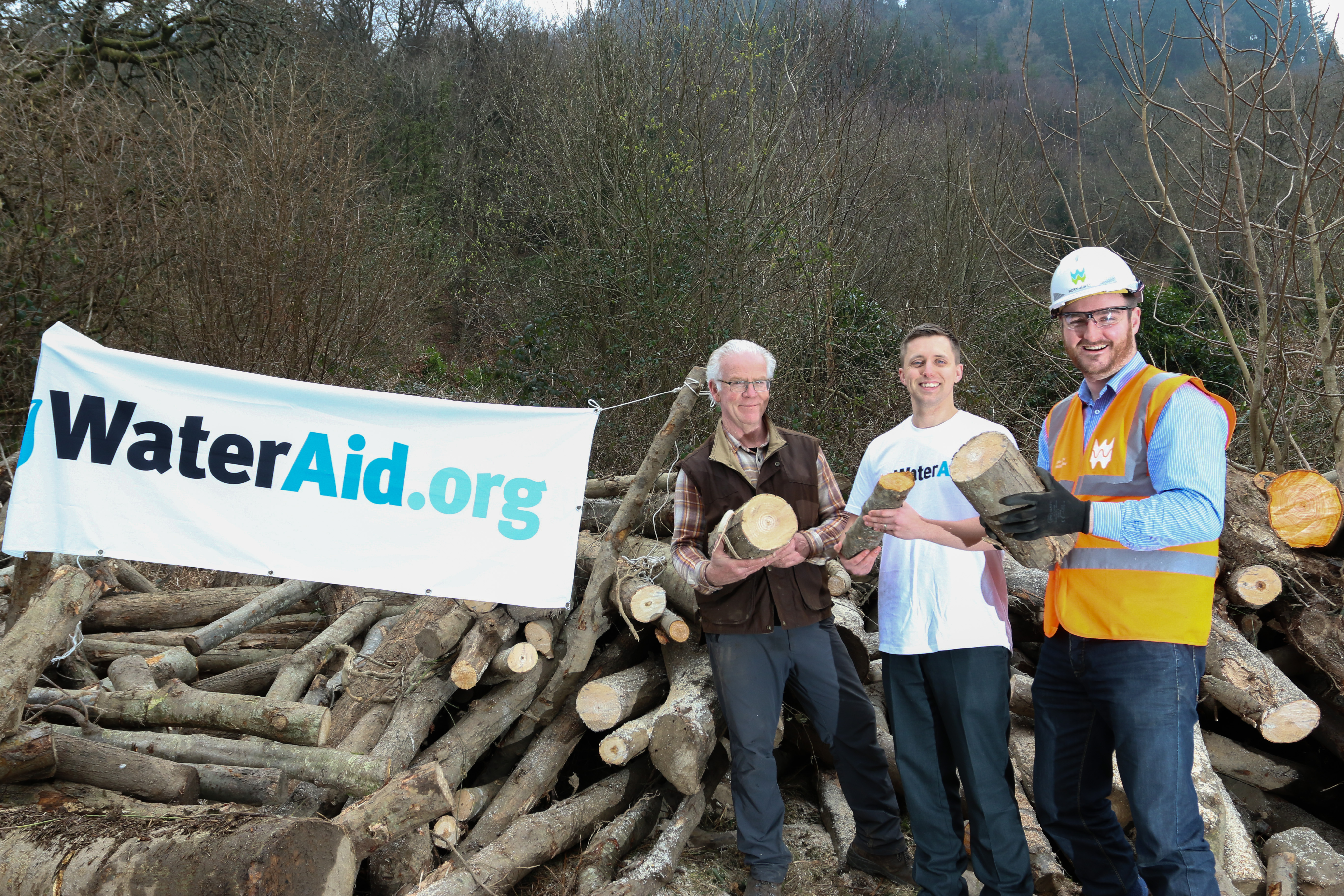 Welsh Water customers support WaterAid